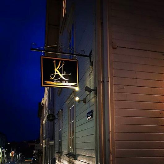 KJs i Ronneby - Prinsgatan 17